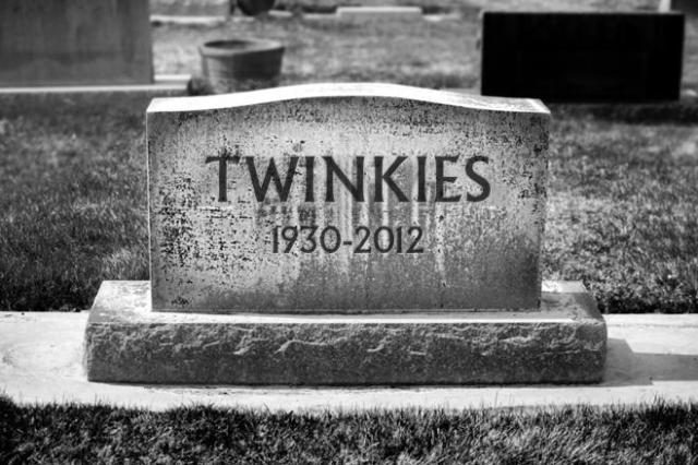 twinkie RIP