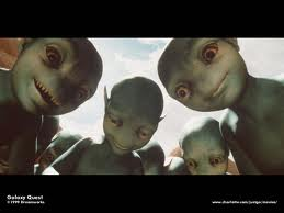 galaxy quest aliens