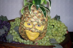 Pineapple-Head