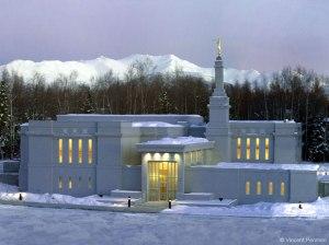 Anchorage, Alaska Temple