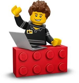 lego waving